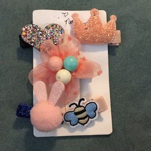 Other - Children's hair accessories